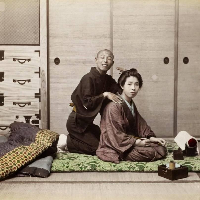 Shiatsu-amma
