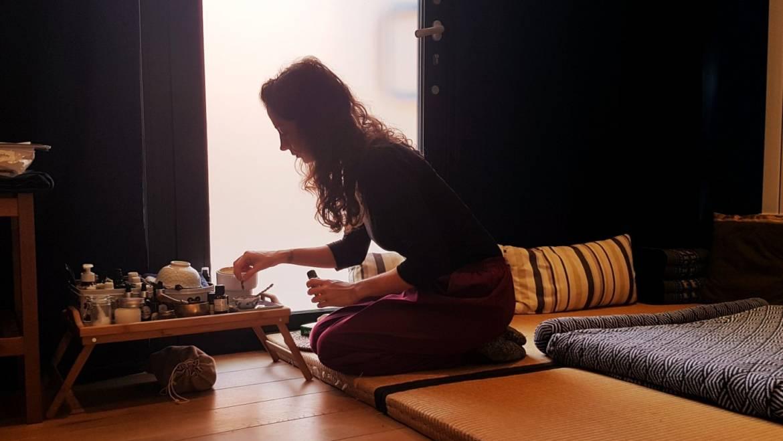 Qu'est-ce que le Shiatsu & comment se déroule une séance avec moi ?