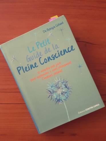 Le petit guide de la Pleine Conscience – lecture