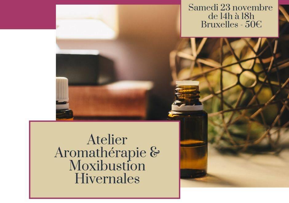 CLOTURE – Aromathérapie & Moxibustion Hivernale