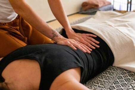 Atelier massage «Dos stresse»